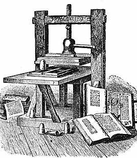 The printing press, is it still the best we can do?
